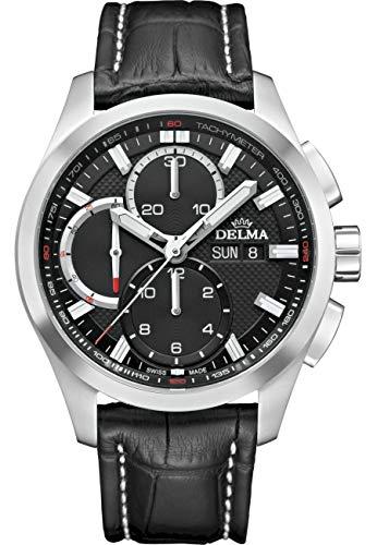 DELMA - Armbanduhr - Herren - Klondike Chronotec - 41601.660.6.031