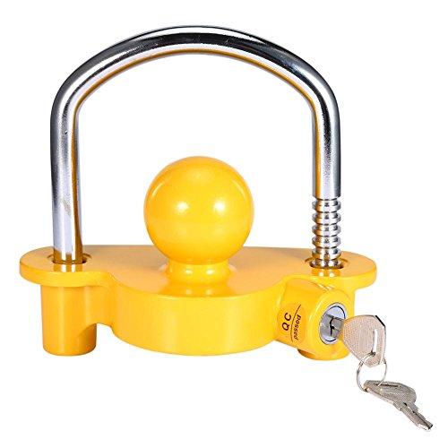 Zerone Universal Kupplung Lock, verstellbare Aufbewahrung Sicherheit Heavy Duty...