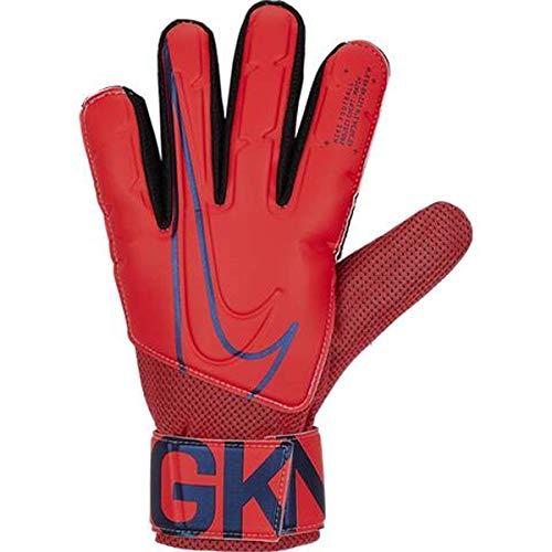 Nike Gk Match-fa19 Handschuh, Laser Crimson/Black, 9