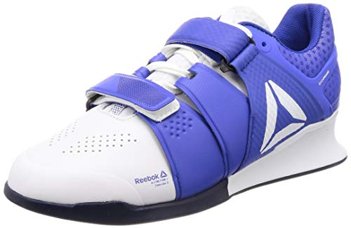 Reebok Men's Legacylifter Multisport Indoor Shoes, Multicolour, 10 UK