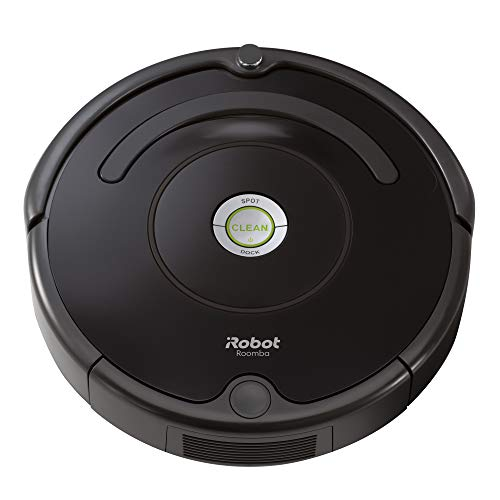 Check Out This iRobot Roomba Robot Vacuum- Good for Pet Hair, Carpets, Hard Floors, Self-Charging