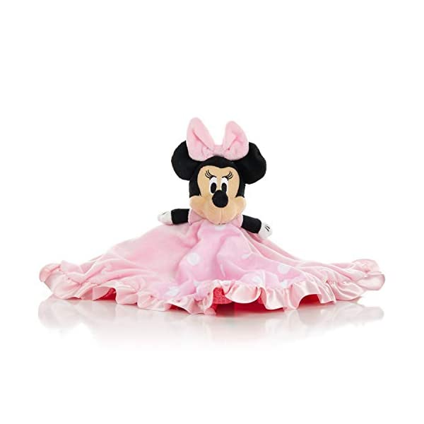 Disney Baby: Minnie Mouse Snuggle Blanky by Kids Preferred by Disney 2