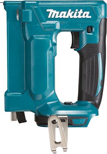 MAKITA DST112Z DST112Z-Grapadora 18V 7-10mm, 18 V, Negro