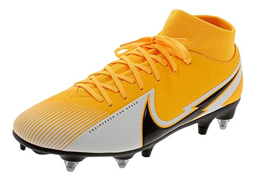 Nike Superfly 7 Academy Scarpini Calcio Uomo Arancioni BQ9141801 Arancione 40.5 EU