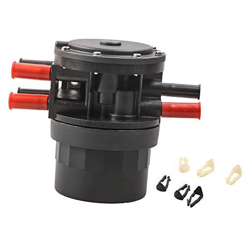 MOSTPLUS F1UZ9B263B Fuel Pump Reservoir Tank