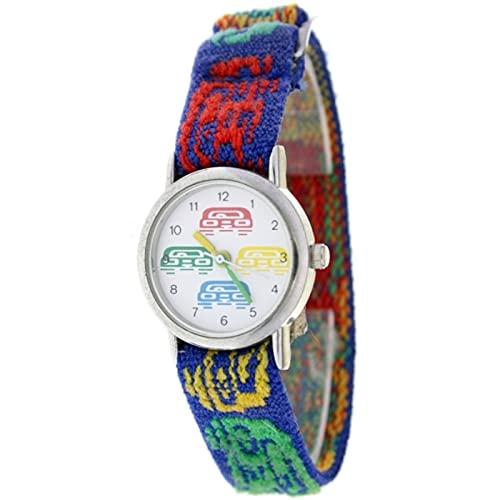 Christian Gar Cg-18601-12 Reloj Analógico Unisex Caja De Metal Esfera Color Blanco