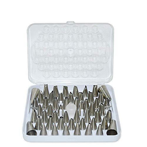 56 boquillas de acero inoxidable para...