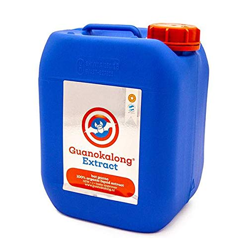 Bat Guano Kalong Liquido Extract 5L