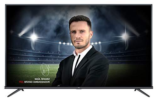 TCL 55DP660 140 cm (55 Zoll) Fernseher (Ultra HD, Triple Tuner, Smart TV)