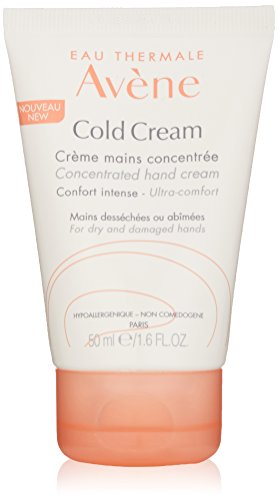 Eau Thermale Avene Cold Cream Concentrated Hand Cream, 1.6 Fl Oz