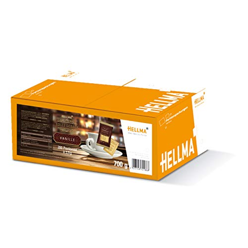 HELLMA Edles Gebäck Vanille 200 x 3,5g