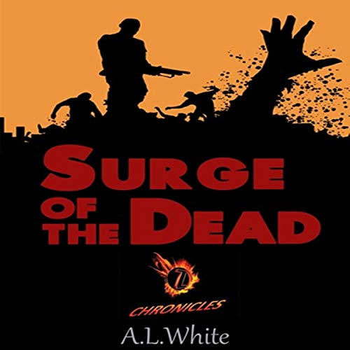 Z Chronicles: Surge of the Dead audiobook cover art