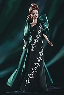 Barbie Emerald Embers The Jewel Essence Collection Doll by Bob Mackie