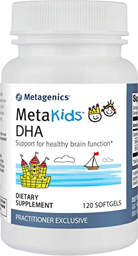 Metagenics MetaKids™ DHA - Support for Healthy Brain Function* | 120 Count