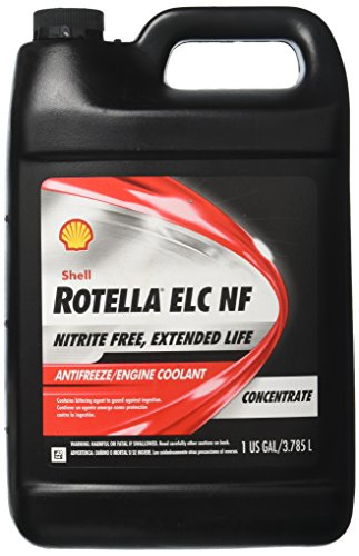 Shell Rotella ELC Nitrite Free Antifreeze/Coolant Concentrate 1 Gal.