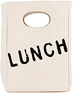 Fluf Organic Cotton Lunch Bag, LUNCH