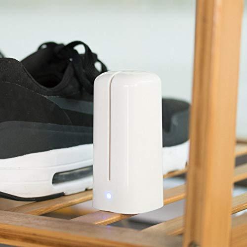 Lishaodonglishaodon USB Portátil Ozono Generador Ozonador Ionizador O3 Purificadores de Aire Agua de Aire Purifican la desinfección de desodorización de Carne de Vegetal Sabia