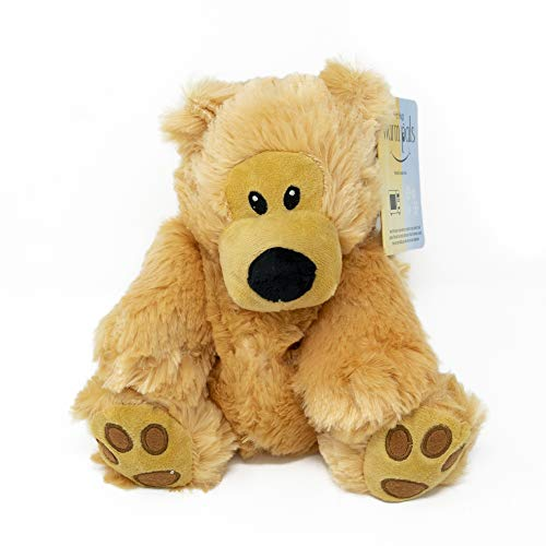 Warm Pals Microwavable Lavender Scented Plush Toy Stuffed Animal - Bear