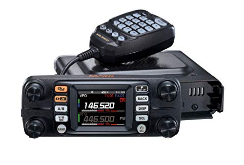 Yaesu Original FTM-300DR FTM-300 FTM300 50W C4FM/FM 144/430MHz Dual-Band Digital Mobile Transceiver. Buy it now for 469.95