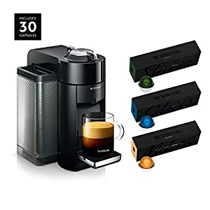 Nespresso Vertuo Coffee and Espresso Machine by De'Longhi