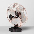Portable Fan Copper/Black - Hearth & Hand™ with Magnolia : Target