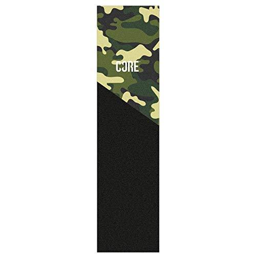 Core Stunt - Cinta de agarre para patinete (14 x 57 cm), diseño de camuflaje