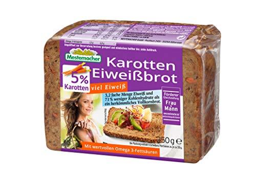 Mestemacher Karotten Eiweißbrot 250 g