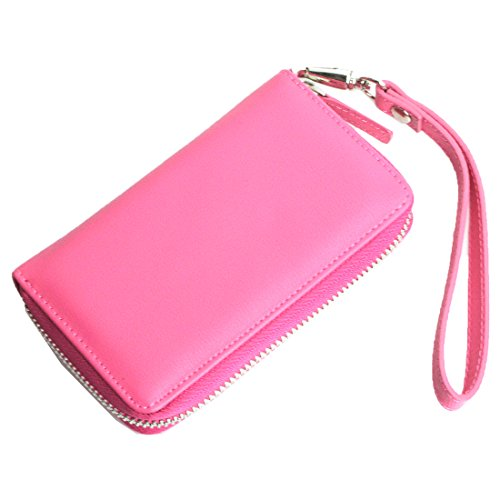 【AWESOME/オーサム】 プルームテック専用ケース カード入れ付き ピンク PLM-05