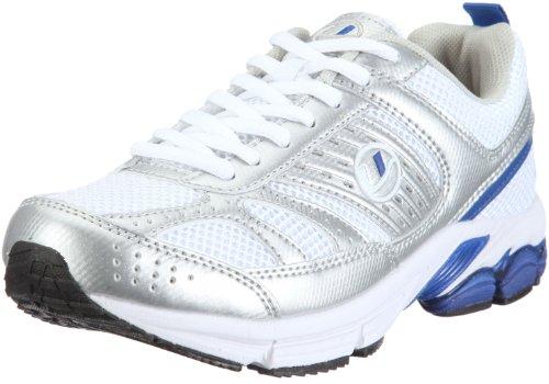 Ultrasport Sport und Laufschuh Modell 1,10064, Unisex - Erwachsene Sportschuhe - Outdoor, Blau (White/silver/blue 160), EU 44