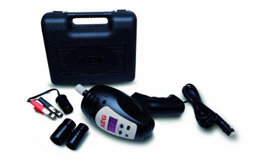 AEG SD 340 70W, Avvitatore a impulsi, 70 W, 12 V, Nero