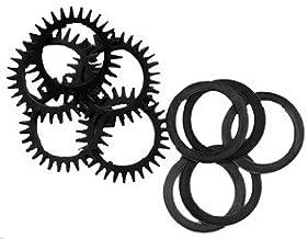 Cutter Replacement Set for Bench Grinder Wheel Star Dresser #2916