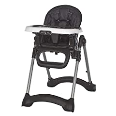THE FIRST STEP TOWARDS INDEPENDENT EATING - Lightweight and easy to set up, the Solid Times Highchair is your little one's first step towards exploring tastes and textures. A padded seat and multi-compartment tray and just some of its useful features...
