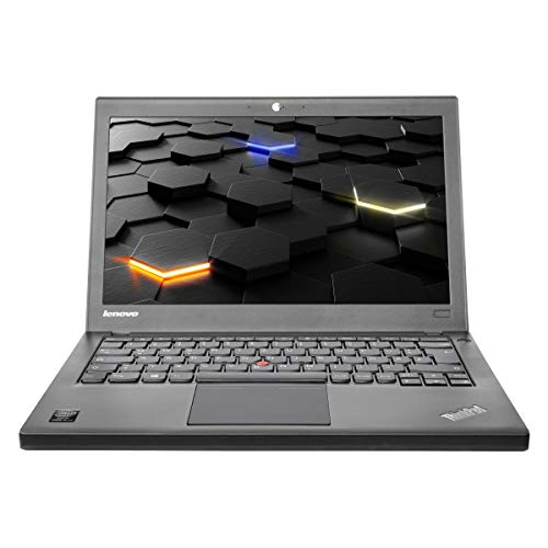 Lenovo ThinkPad X240 | Intel Core i5 2x2.60 GHz - 4GB RAM 500 HDD - 12,5 Zoll (1920 IPS) - Wi-Fi - Bluetooth - Win10 Pro Prof. | Mobiles Business Ultrabook (Generalüberholt)