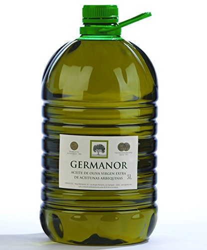 Germanor Arbequina Aceite de Oliva Virgen Extra - 5 l