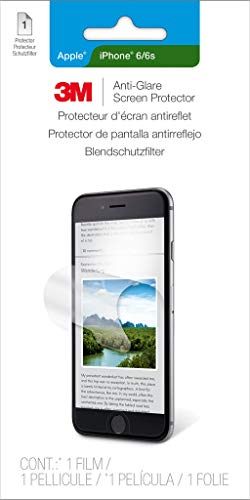 3M Anti-Glare Screen Protector for Apple iPhone 6