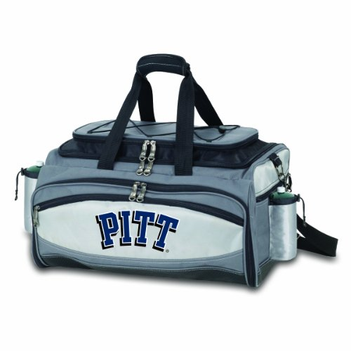 PICNIC TIME NCAA Pittsburgh Panthers Vulcan Kühler/Grill