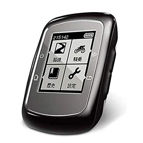 XIEXJ GPS Inalámbrico De Bicicletas Ordenador Cuentakilómetros Velocímetro, A Prueba De Agua...