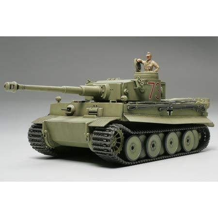 タミヤ 1/48 ミリタリーミニチュアシリーズ No.29 ドイツ陸軍 重戦車 タイガーI 極初期生産型 アフリカ仕様...