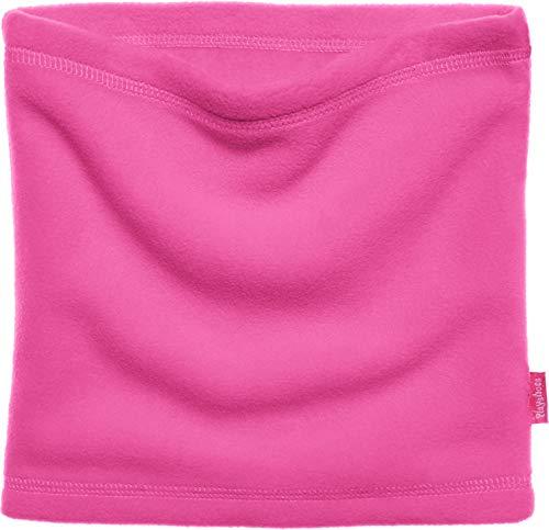 Playshoes Fleece-Schlauchschal Capo d'abbigliamento, Rosa (Pink 18), Taglia Unica Unisex