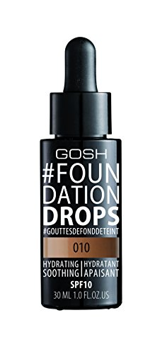 #Foundation Drops 10 Tan - GOSH
