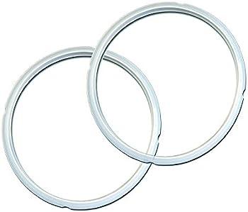 2-Pack Genuine Instant Pot Sealing Ring 5 or 6 Quart