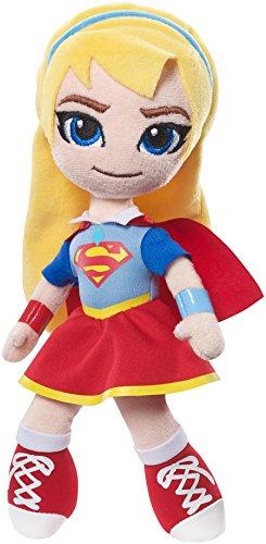 Mattel DC Comics DWH57 - Puppenpuppe (Mehrfarbig, weiblich, Mädchen), Supergirl, Sweatshirt