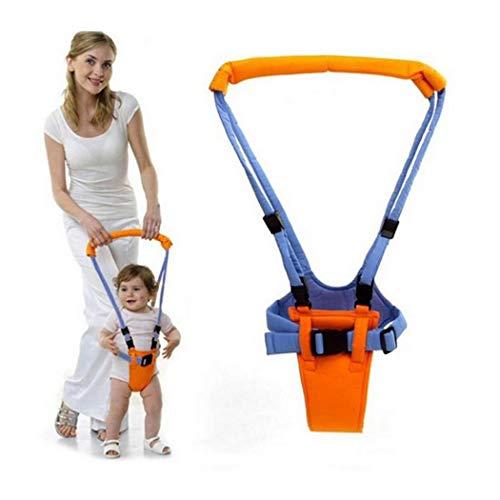 Kloius Criando al bebé Cinturón para bebés Seguro Fácil de caminar Alas para caminar para niños pequeños Arneses de seguridad