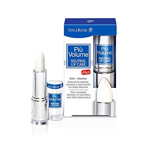 Incarose Stick per Labbra Idratante all'Acido Ialuronico - 4 ml