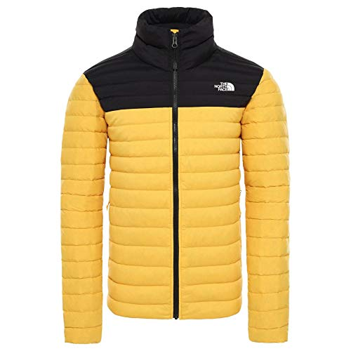 THE NORTH FACE Stretch Daunenjacke Herren TNF Yellow/TNF Black Größe L 2019 Funktionsjacke