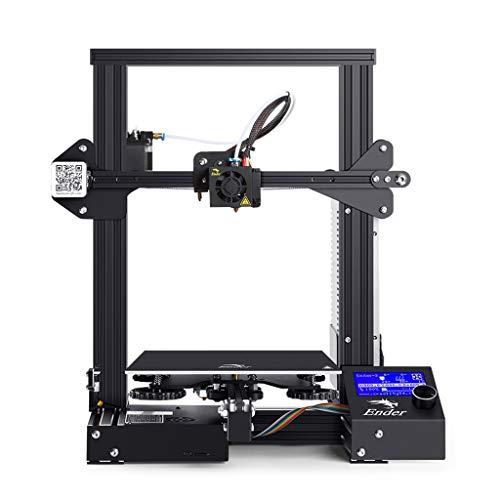 Imprimante DIY3D, Taille d'impression 220 * 220 * 250mm en Ligne Ou Carte SD Hors Ligne ± 0.1mm Ménage Intérieur Extrudeuse, 100-240V