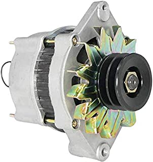 DB Electrical ABO0209 Alternator Compatible With/Replacement For John Deere Holland, Backhoe Loader 310E 310G 310Se 310Sg ...