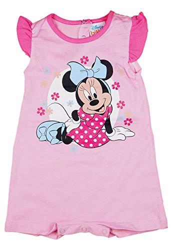 Kleines Kleid Minnie Mouse Mädchen Spieler Farbe Modell 4, Größe 86
