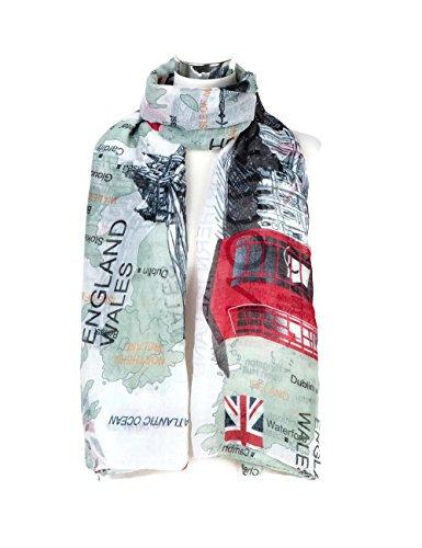 World of Shawls UK London Souvenir Scarves Wraps Shawls...