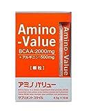 アミノバリュー サプリメントスタイル 4.5g 10袋入 製品画像